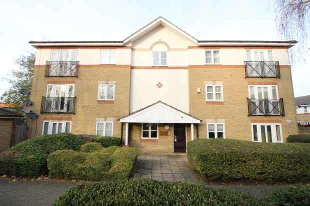 2 Bedrooms Flat for sale in Winter Lodge, London, Greater London, SE16 3JD