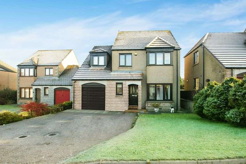 4 Bedrooms Detached House for sale in Broaddykes Place, AB15 8UB