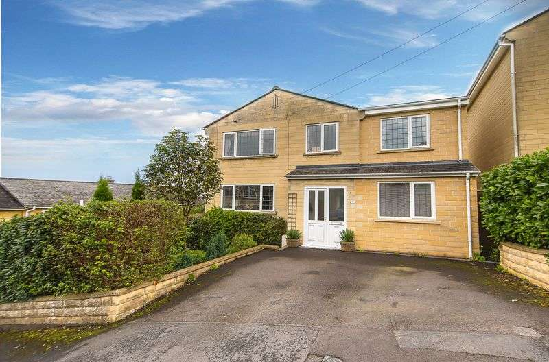 5 Bedrooms Detached House for sale in 6 Blenheim Gardens, Bath, BA1 6NL