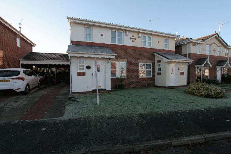 3 Bedrooms Semi Detached House for sale in 3 Bedroom Semi Detached Property