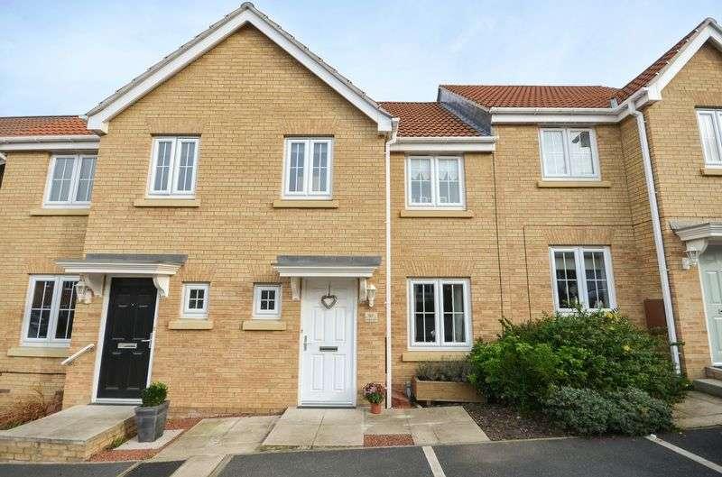 3 Bedrooms Terraced House for sale in 57 Kilner Way, Castleford, WF10 5FX