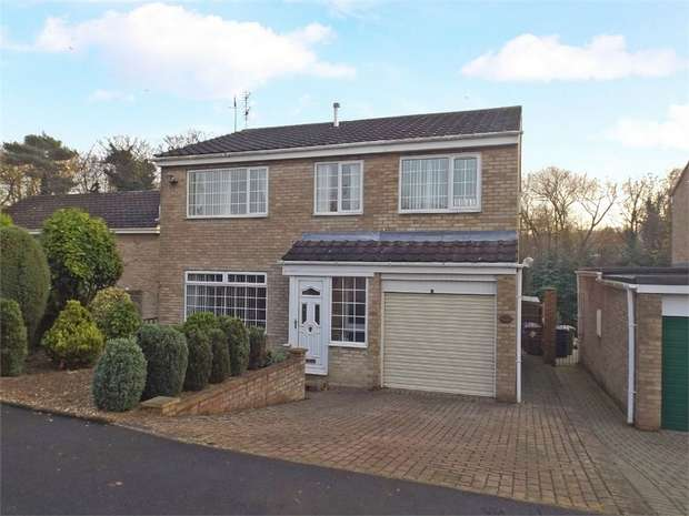 5 Bedrooms Detached House for sale in Cleveland Close, Ormesby, Middlesbrough, North Yorkshire