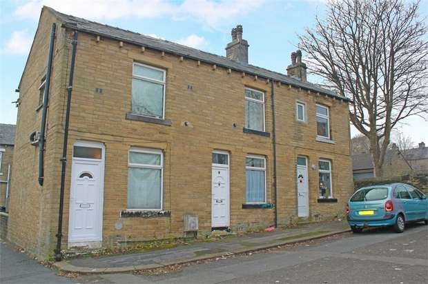 2 Bedrooms End Of Terrace House for sale in Bowman Street, Halifax, West Yorkshire