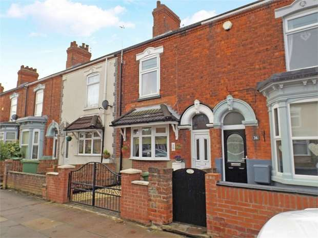 3 Bedrooms Terraced House for sale in Farebrother Street, Grimsby, Lincolnshire