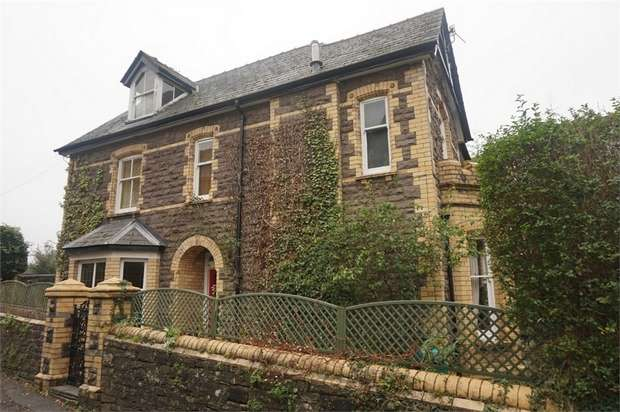 5 Bedrooms Semi Detached House for sale in Fosterville Crescent, ABERGAVENNY, Monmouthshire
