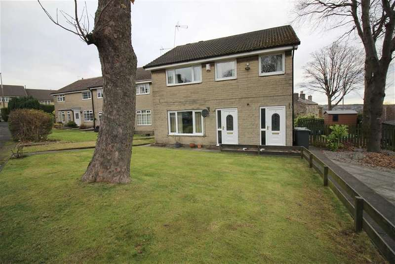 2 Bedrooms Maisonette Flat for sale in Richmond Court, Huddersfield, Huddersfield