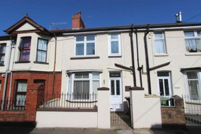 3 Bedrooms Terraced House for sale in Wainfelin