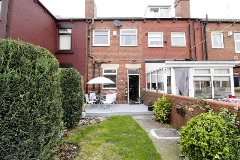 2 Bedrooms Terraced House for sale in Thomas Street, Hemsworth