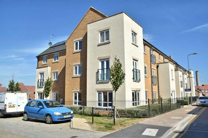 2 Bedrooms Flat for sale in Sir Frank Williams Avenue, Didcot