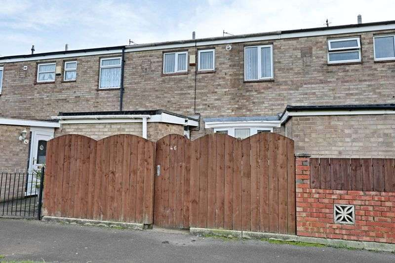 2 Bedrooms Terraced House for sale in Ilchester Close, Hull
