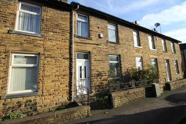 3 Bedrooms Terraced House for sale in Dewsbury Gate Road, Dewsbury, West Yorkshire, WF13 4DD