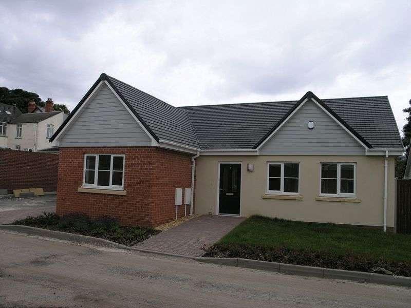 2 Bedrooms Detached Bungalow for sale in 1, Algar Grange, Off Dudley Road, Sedgley