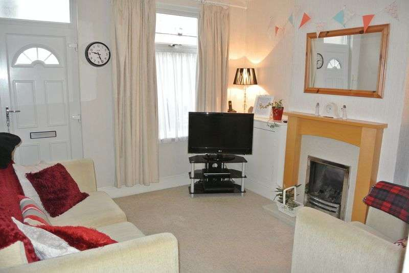 2 Bedrooms Terraced House for sale in Gedling Street, Mansfield
