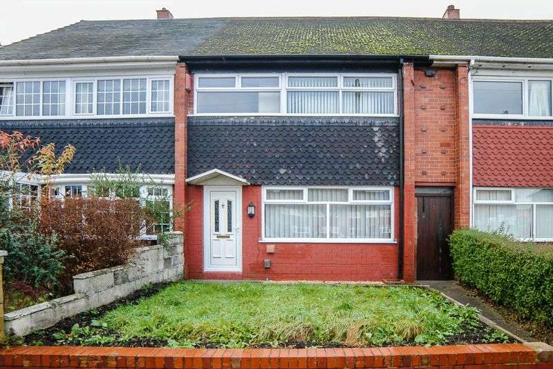 4 Bedrooms House for sale in Youlgreave Avenue, Berryhill, Stoke-On-Trent, ST2 9LE