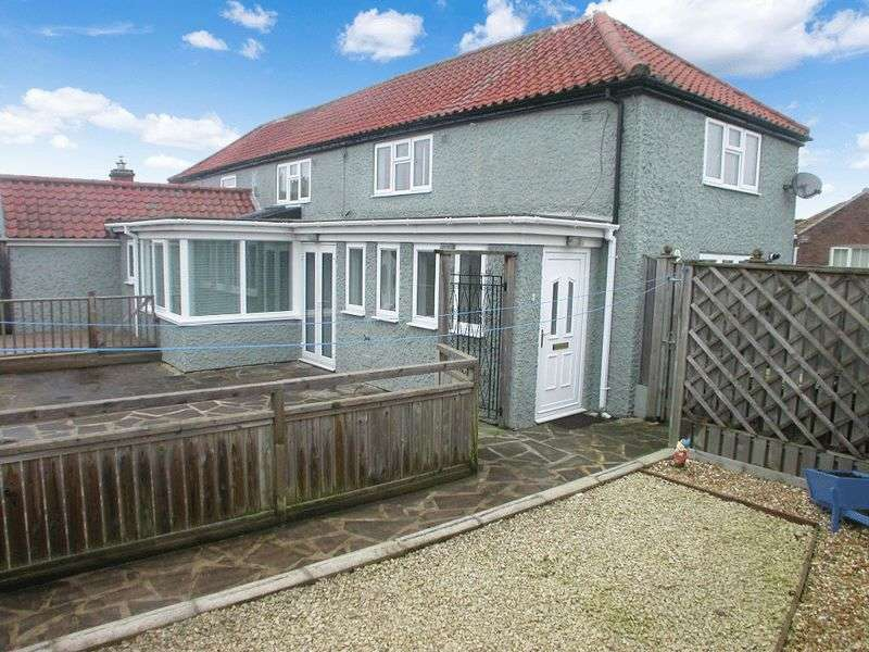 2 Bedrooms Semi Detached House for sale in 4 Castle Lane, Coningsby