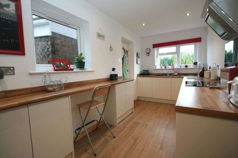 4 Bedrooms Detached House for sale in Cardigan Crescent, Llantwit Major