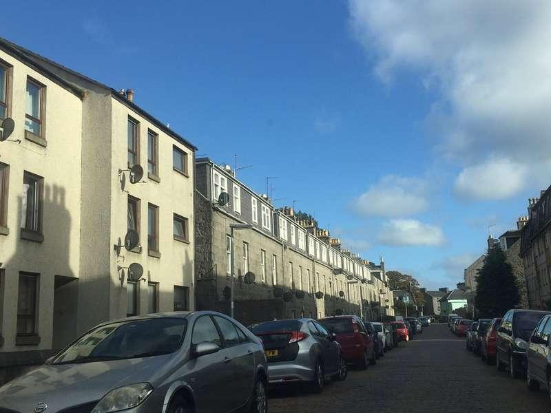 2 Bedrooms Apartment Flat for sale in Macdonald Court, Jute Street, Aberdeen