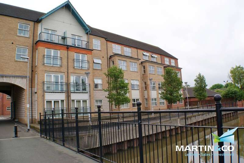 1 Bedroom Apartment Flat for sale in Riverside Drive, Lincoln