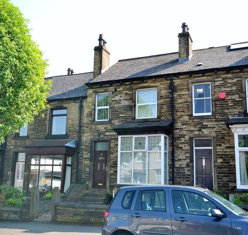 4 Bedrooms Terraced House for sale in Thornhill Avenue, Huddersfield