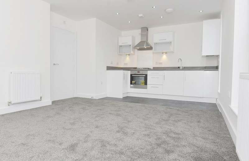 2 Bedrooms Apartment Flat for sale in Castleward Court, Derby