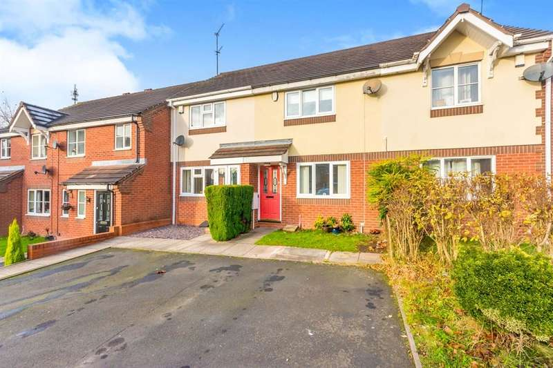 2 Bedrooms Terraced House for sale in Balvenie Way, Dudley, DY1