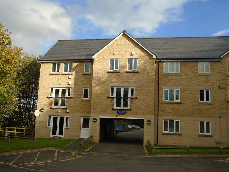 2 Bedrooms Apartment Flat for sale in Green Moor Heights, Stocksbridge