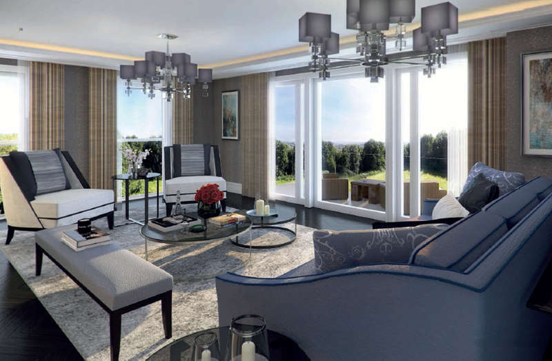5 Bedrooms Apartment Flat for sale in Wimbledon Hill Park