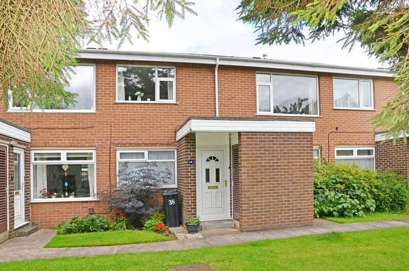 2 Bedrooms Apartment Flat for sale in Silverdale Court , Woodthorpe, York