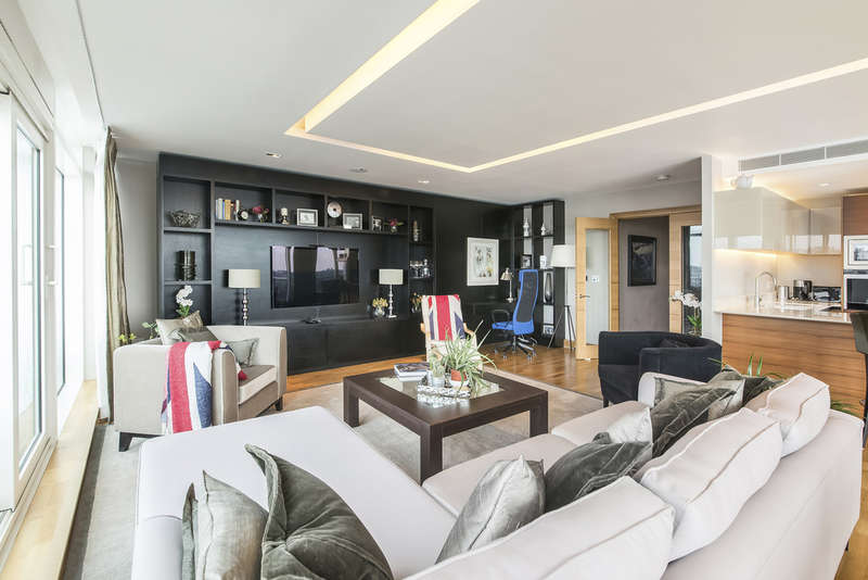 3 Bedrooms Apartment Flat for sale in Ascensis Tower, Battersea Reach