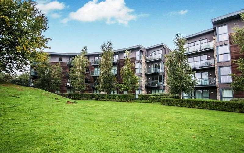 2 Bedrooms Apartment Flat for sale in Sandling Park