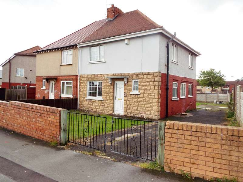 3 Bedrooms Semi Detached House for sale in Hardwick Road West