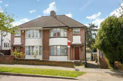 3 Bedrooms Semi Detached House for sale in Knoll Drive, Southgate