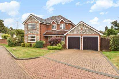 4 Bedrooms Detached House for sale in St. Benjamins Drive, Pratts Bottom, Orpington