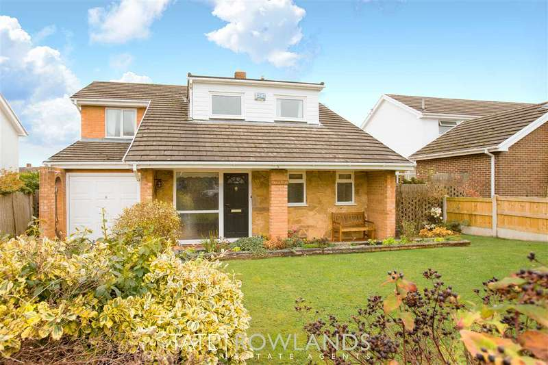 4 Bedrooms Detached House for sale in Pen Y Bryn, Pentre Hill, Flint Mountain