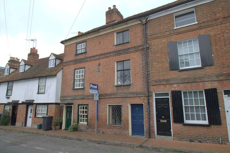 6 Bedrooms Terraced House for sale in The Hythe, Staines-upon-Thames, TW18