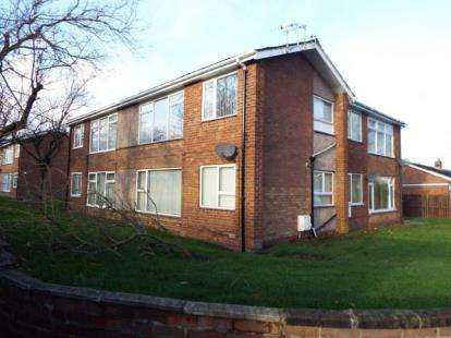 1 Bedroom Flat for sale in Abington, Ouston, Chester Le Street, Durham, DH2