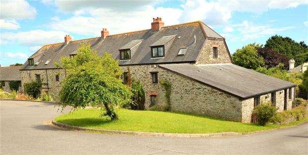 4 Bedrooms End Of Terrace House for sale in Hardwick Farm, Drunken Bridge Hill, Plympton, Plymouth
