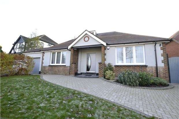 5 Bedrooms Detached Bungalow for sale in Purley Bury Close, PURLEY, Surrey, CR8 1HU