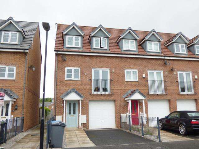 3 Bedrooms House for sale in Rosebank, Thornton Cleveleys, Lancashire, FY5 3FL