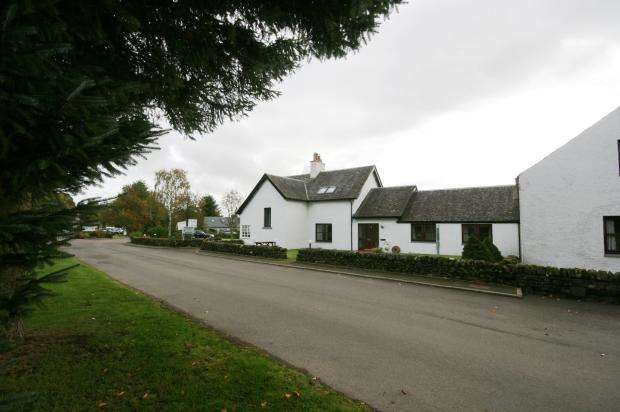 2 Bedrooms Cottage House for sale in Trossachs Farmhouse Cottages, Gartmore, Stirlingshire, FK8 3SA