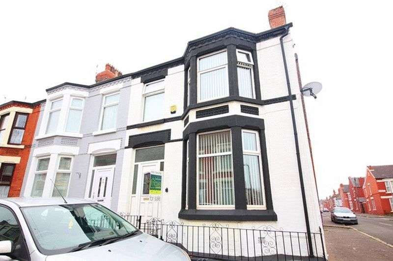 3 Bedrooms Terraced House for sale in Lambton Road, Aigburth, Liverpool, L17