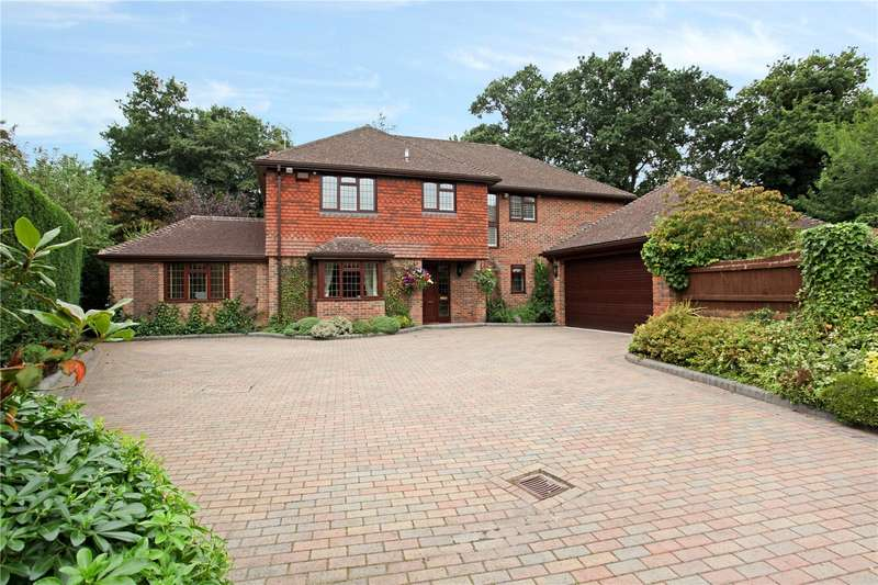 5 Bedrooms Detached House for sale in Prides Crossing, Winkfield Road, Ascot, Berkshire, SL5