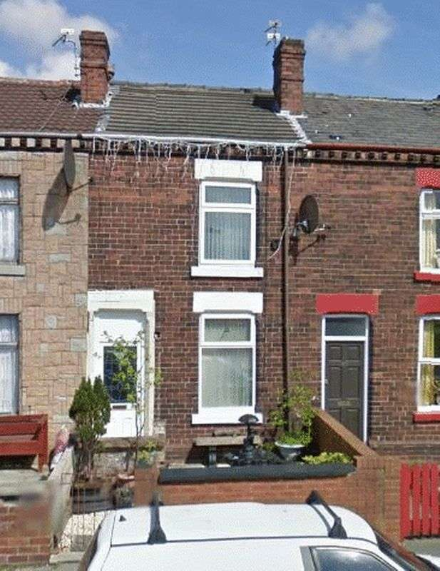 2 Bedrooms Terraced House for sale in Derbyshire Hill Road, St. Helens