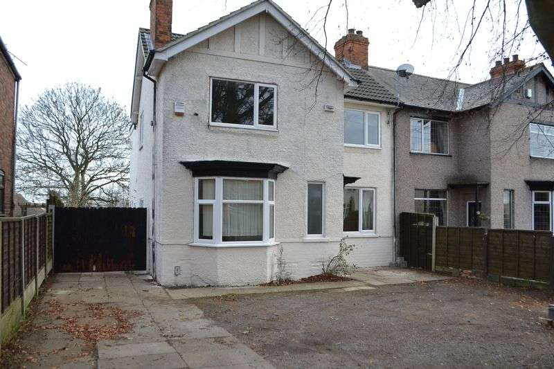 4 Bedrooms Semi Detached House for sale in Messingham Road, Scunthorpe