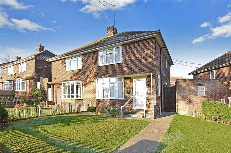 2 Bedrooms Semi Detached House for sale in The Tideway, Rochester, Kent