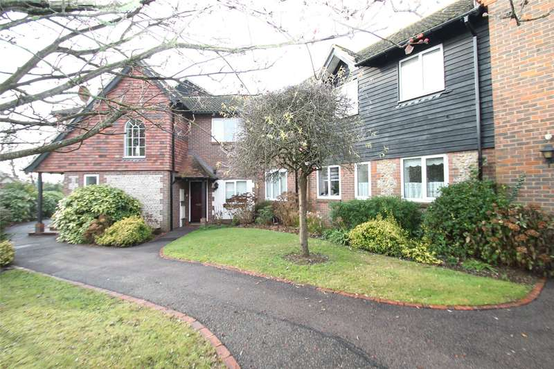 2 Bedrooms Retirement Property for sale in The Leas, Station Road, Rustington, BN16