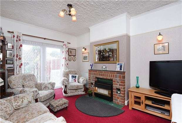 3 Bedrooms Terraced House for sale in Bramcote Avenue, Mitcham, Surrey, CR4