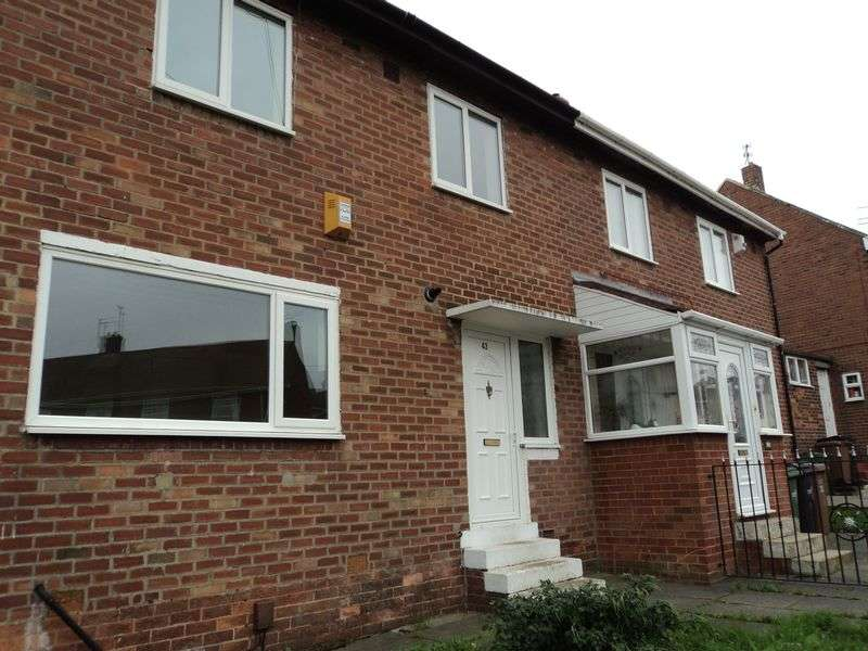3 Bedrooms Semi Detached House for sale in Toronto Road, Sunderland