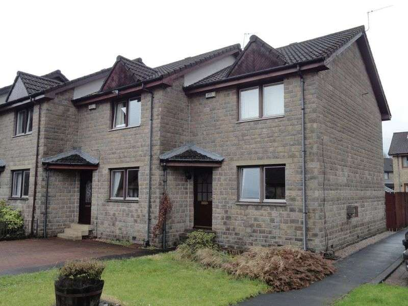 2 Bedrooms Terraced House for sale in Bramble Hedge Path, Jamestown