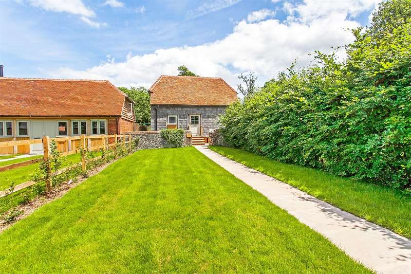1 Bedroom Barn Conversion Character Property for sale in Hazeley Road, Twyford, Winchester, SO21